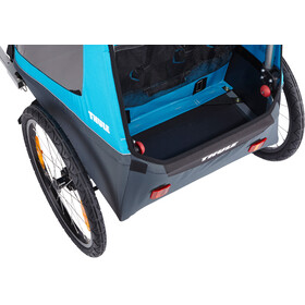 Thule Coaster XT Fahrradanhänger blue